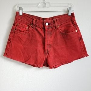 Levi's Re/Done Shorts